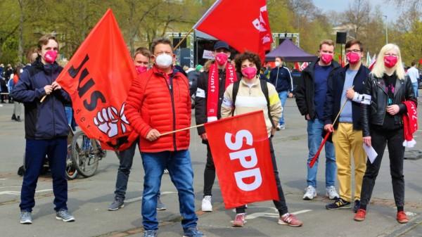 SPD-Erster Mai